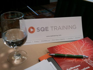 SQE Training Table