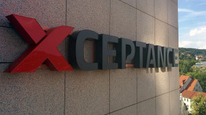 Xceptance Logo at the B59
