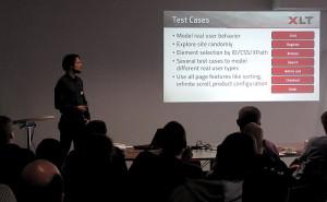 Presentation XLT Summit 2015