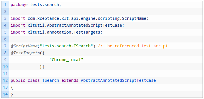 Multi-Browser Support for Test Automation with XLT