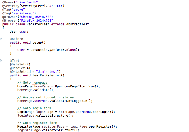 Neodymium – An Open Source Framework for Web Testing