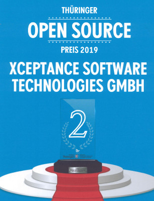Open Source Prize Title Picture Second Place